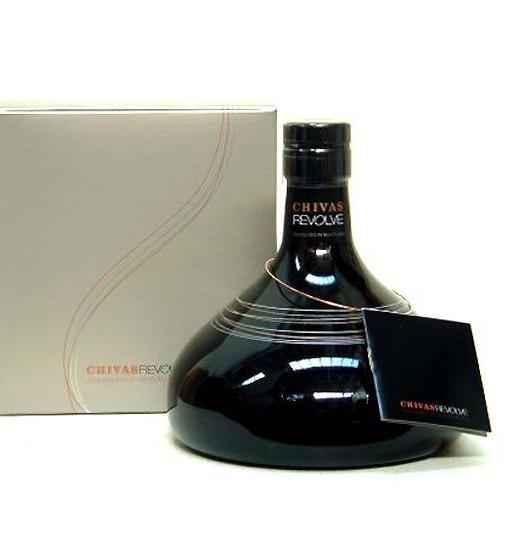 Rượu Chivas Revolve,Chivas Đĩa bay
