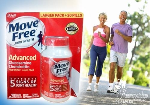 Công dụng của thuốc bổ khớp Move Free