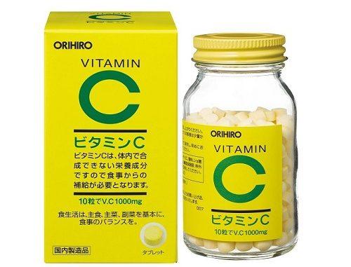 Viên uống vitamin C Takeda giá bao nhiêu-1