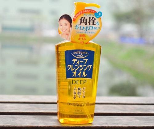 Top 5 dầu tẩy trang của Nhật được chị em đánh giá cao-6
