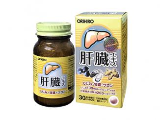 Viên uống bổ gan Orihiro có tốt không-1