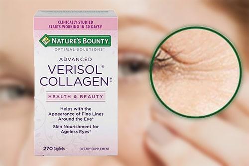 Verisol Collagen 270 viên của Mỹ giá bao nhiêu-1