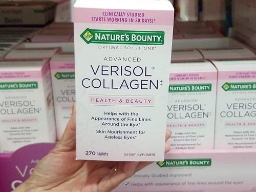 Verisol Collagen 270 viên của Mỹ giá bao nhiêu-3