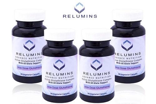 Viên uống trắng da Relumins 1650mg giá bao nhiêu-1
