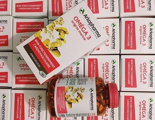 Viên uống Omega 3 Arkopharma giá bao nhiêu-1