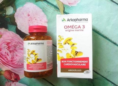 Viên uống Omega 3 Arkopharma giá bao nhiêu-3