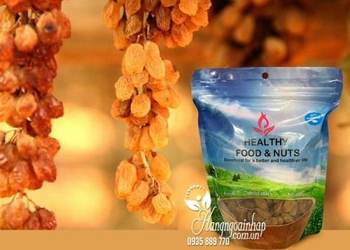 Nho khô nguyên cành Healthy Food và Nuts giá bao nhiêu-1