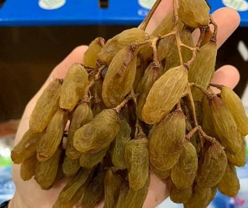 Nho khô nguyên cành Healthy Food và Nuts giá bao nhiêu-3