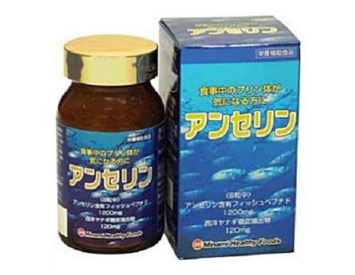 Viên uống trị gout của Nhật Bản-3