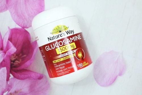 Bổ khớp Nature's Way Glucosamine 1500mg giá bao nhiêu-1