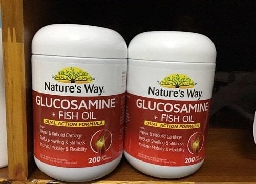 Bổ khớp Nature's Way Glucosamine 1500mg giá bao nhiêu-3