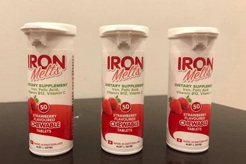 Viên sắt Iron Melts giá bao nhiêu-1