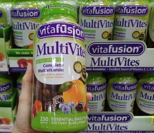 Kẹo dẻo vitamin Vitafusion MultiVites giá bao nhiêu-2