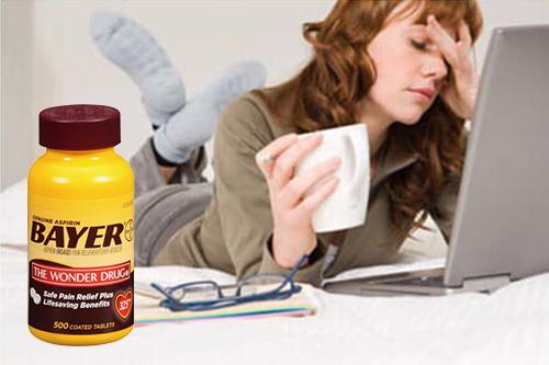 Viên uống giảm đau Bayer Aspirin The Wonder Drug giá bao nhiêu-1