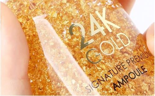 Tinh chất Bookki 24K Gold Signature Premium Ampoule giá bao nhiêu-1