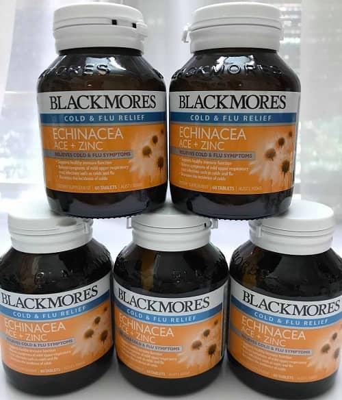 Viên uống Blackmores Echinacea ACE Zinc giá bao nhiêu-1