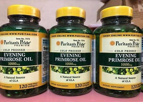 Evening Primrose Oil 1300mg có tốt không-3