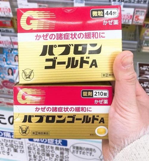 Thuốc cảm Taisho Pabron Gold 210 viên giá bao nhiêu-3