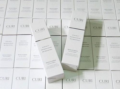 Kem chống nắng tế bào gốc Curi giá bao nhiêu-1
