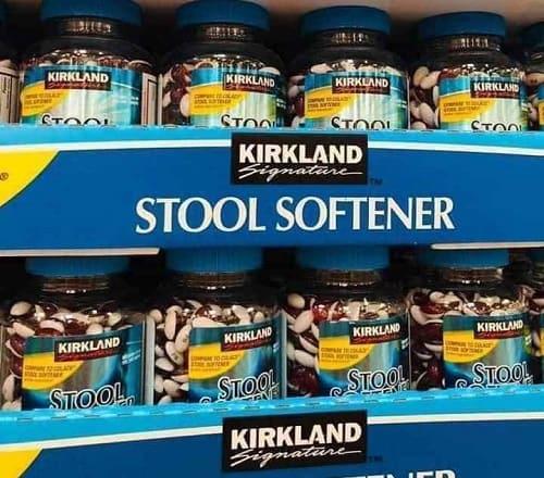Viên uống nhuận tràng Stool Softener 100mg giá bao nhiêu-3