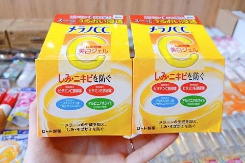 Kem dưỡng Melano CC Brightening Gel giá bao nhiêu-1