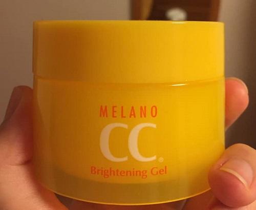 Kem dưỡng Melano CC Brightening Gel giá bao nhiêu-3
