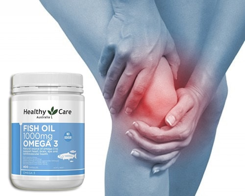 Review viên uống Healthy Care Fish Oil 1000mg Omega-3-5