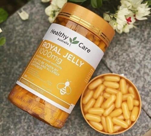 Royal Jelly 1000mg liều dùng như thế nào? Cách uống ra sao?-3