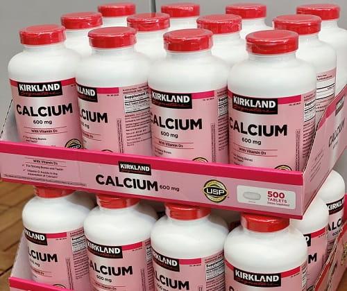 Viên uống Calcium 600mg + D3 giá bao nhiêu?-3