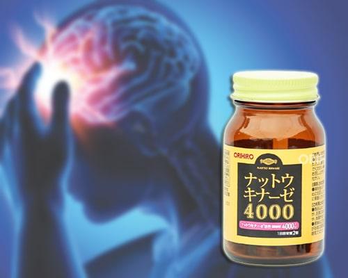 Viên chống đột quỵ Nattokinase 4000FU có tốt không?-3