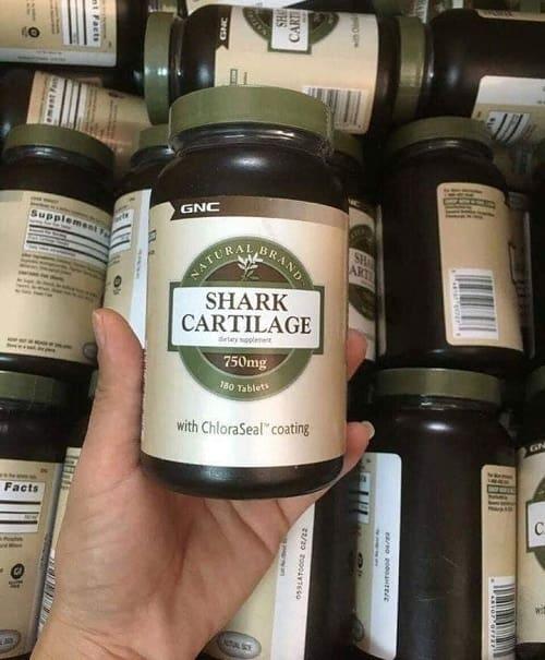 Thuốc Shark Cartilage 750mg của Mỹ giá bao nhiêu?-3
