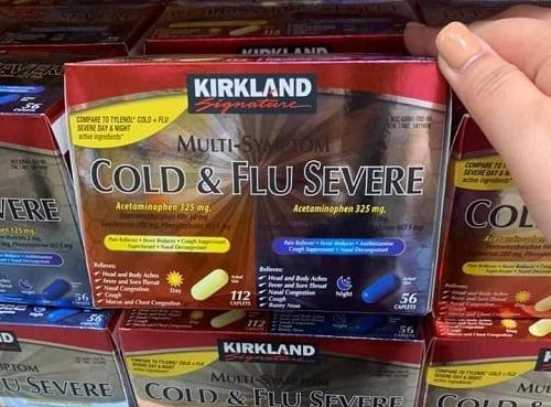 Kirkland Cold and Flu Severe cách dùng hiệu quả?-2