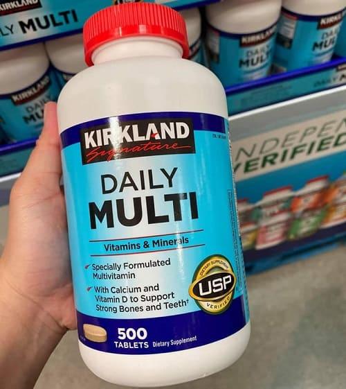 Thuốc Kirkland Multivitamin có tác dụng gì?-2