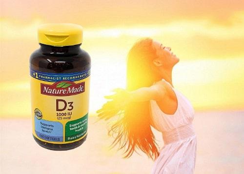 Thuốc Vitamin D3 Nature Made có tốt không?-3